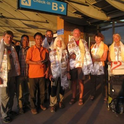 Nepal and Tibet Trek