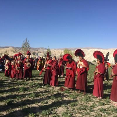 Upper Mustang Rituals